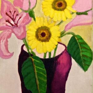 Maria G. Flowers 9 x 12_0814